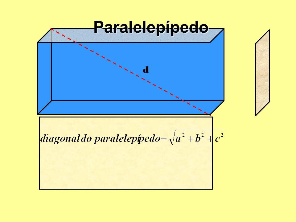 Paralelepípedo d