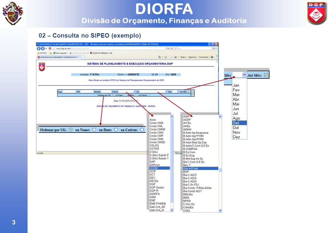 02 – Consulta no SIPEO (exemplo)
