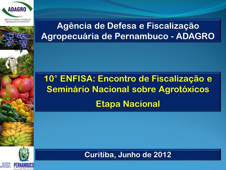 Agência de Defesa e Fiscalização Agropecuária de Pernambuco - ADAGRO