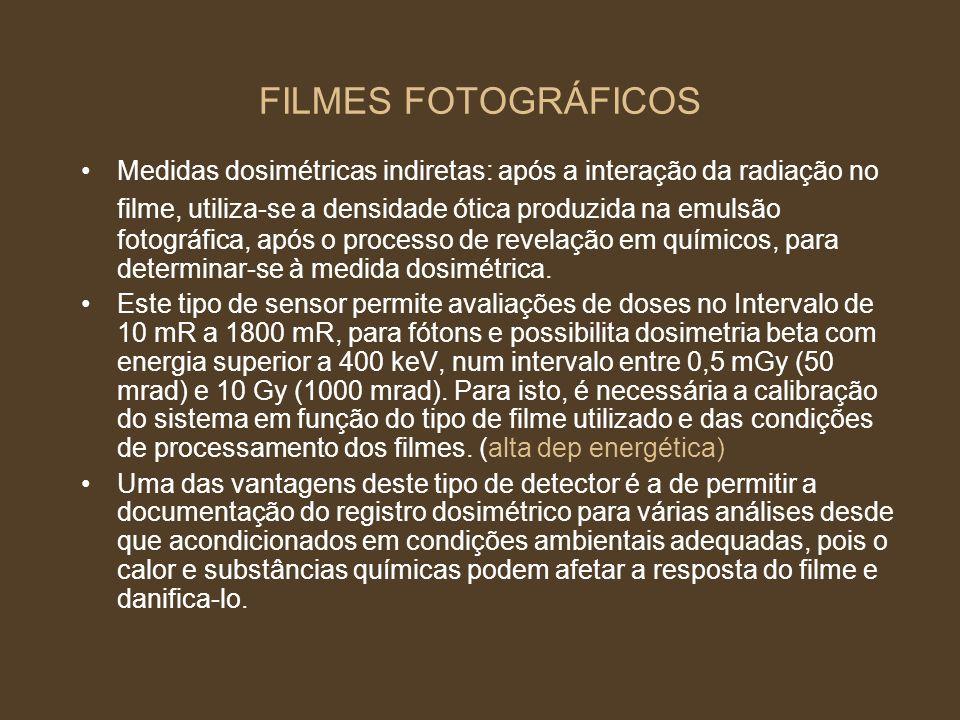 FILMES FOTOGRÁFICOS