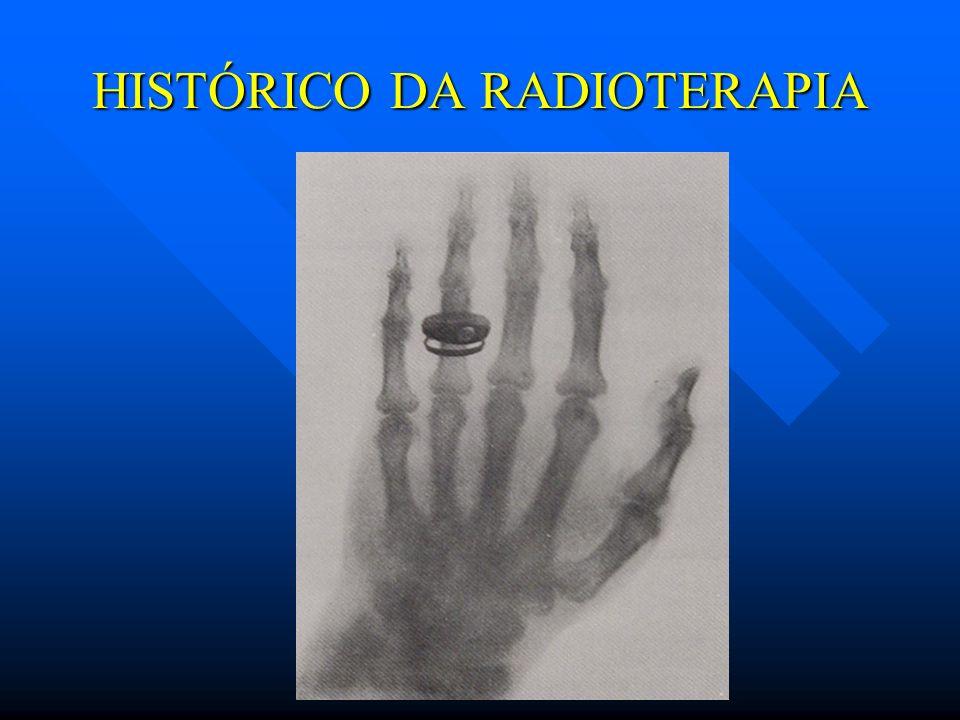 HISTÓRICO DA RADIOTERAPIA