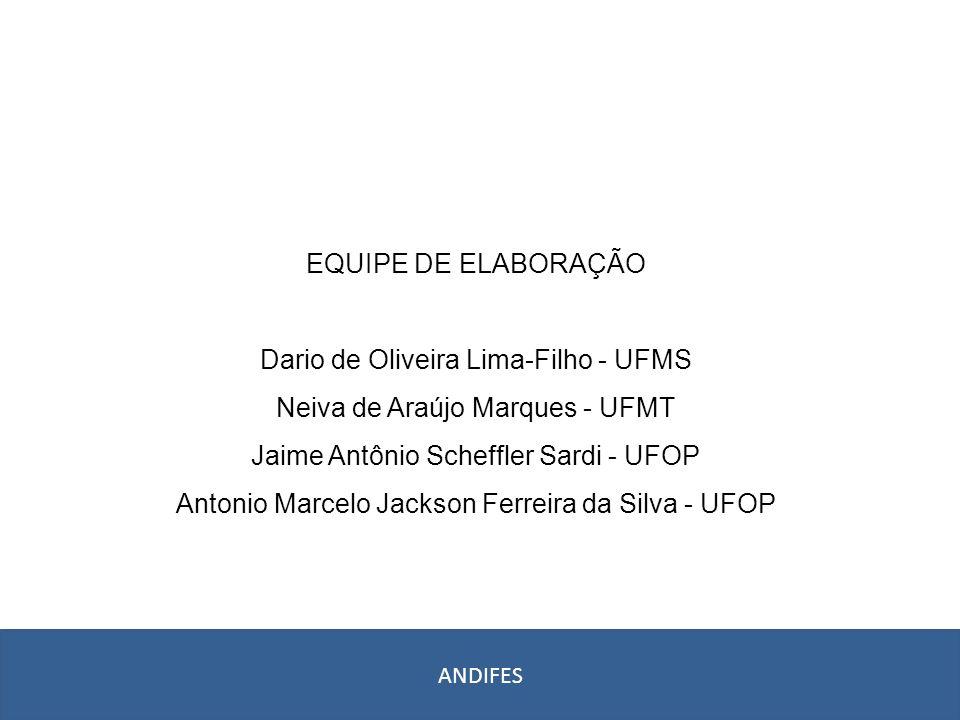 Dario de Oliveira Lima-Filho - UFMS Neiva de Araújo Marques - UFMT
