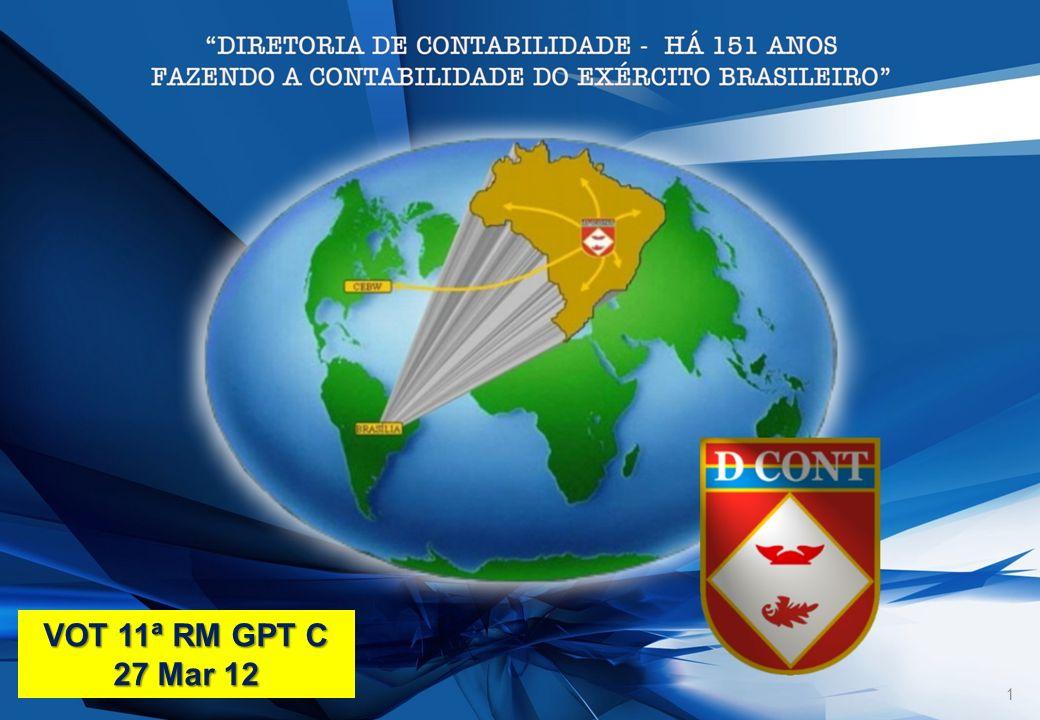 VOT 11ª RM GPT C 27 Mar 12