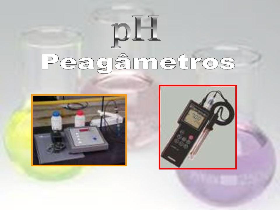 pH Peagâmetros