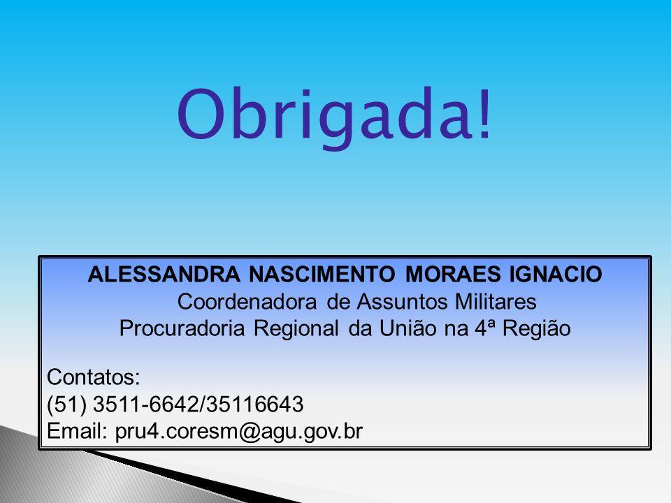 ALESSANDRA NASCIMENTO MORAES IGNACIO