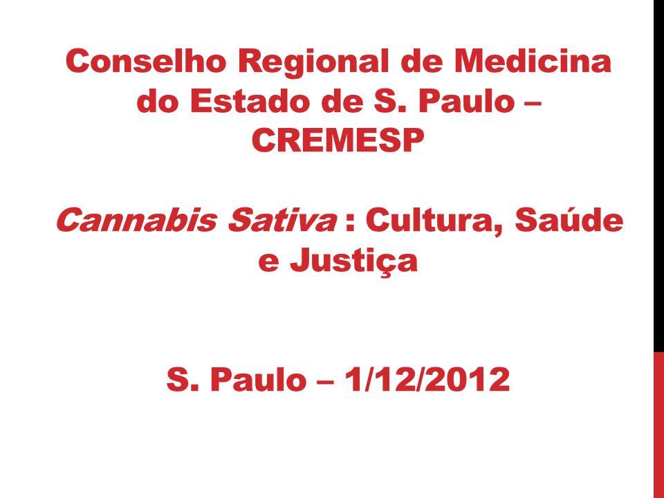 Conselho Regional de Medicina do Estado de S
