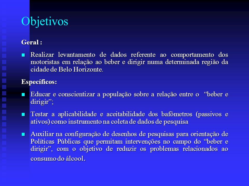 Objetivos Geral :