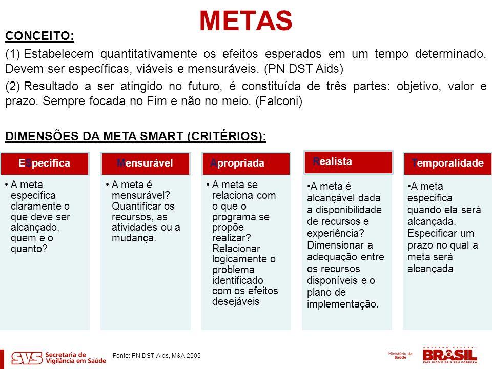 METAS CONCEITO: