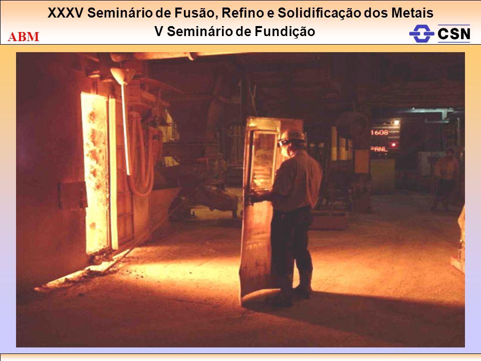 XXXV Seminário de Fusão, Refino e Solidificação dos Metais