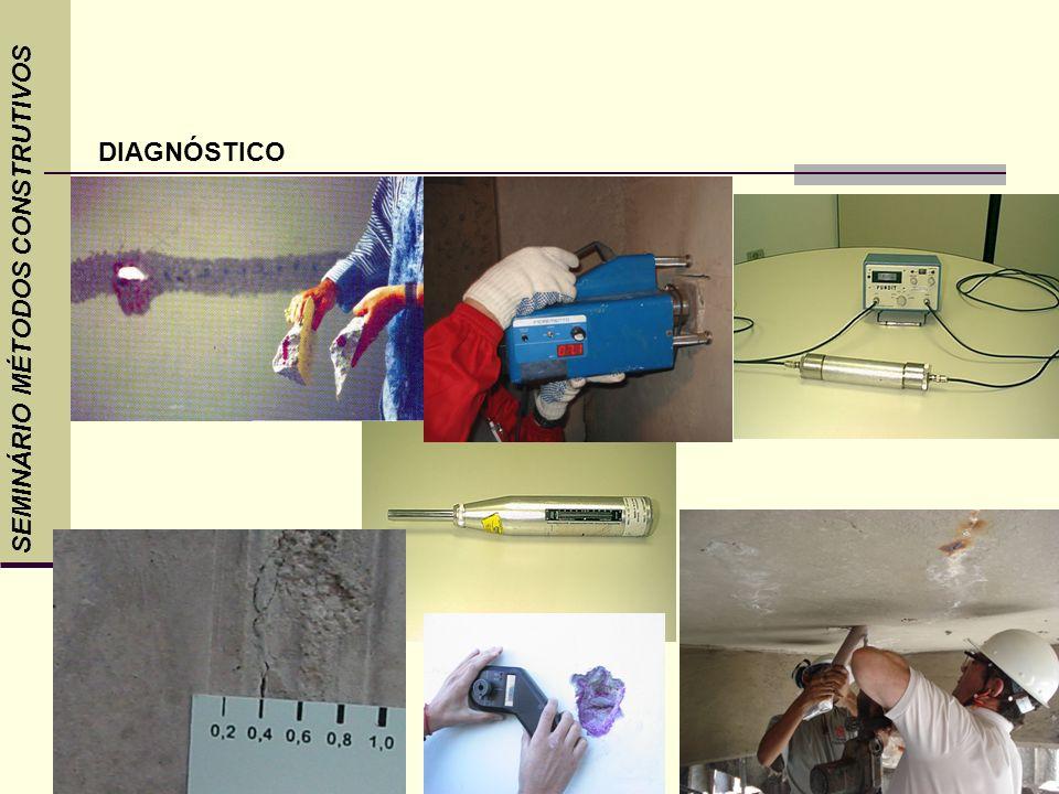 DIAGNÓSTICO SEMINÁRIO MÉTODOS CONSTRUTIVOS