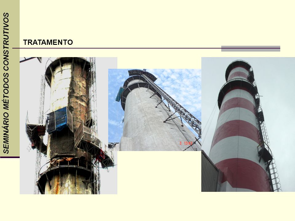 TRATAMENTO SEMINÁRIO MÉTODOS CONSTRUTIVOS