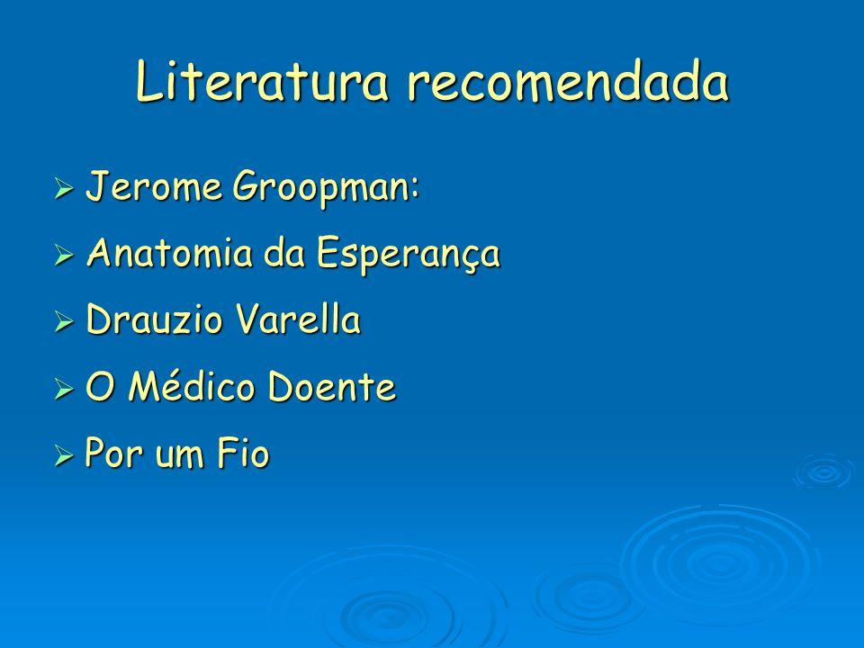 Literatura recomendada