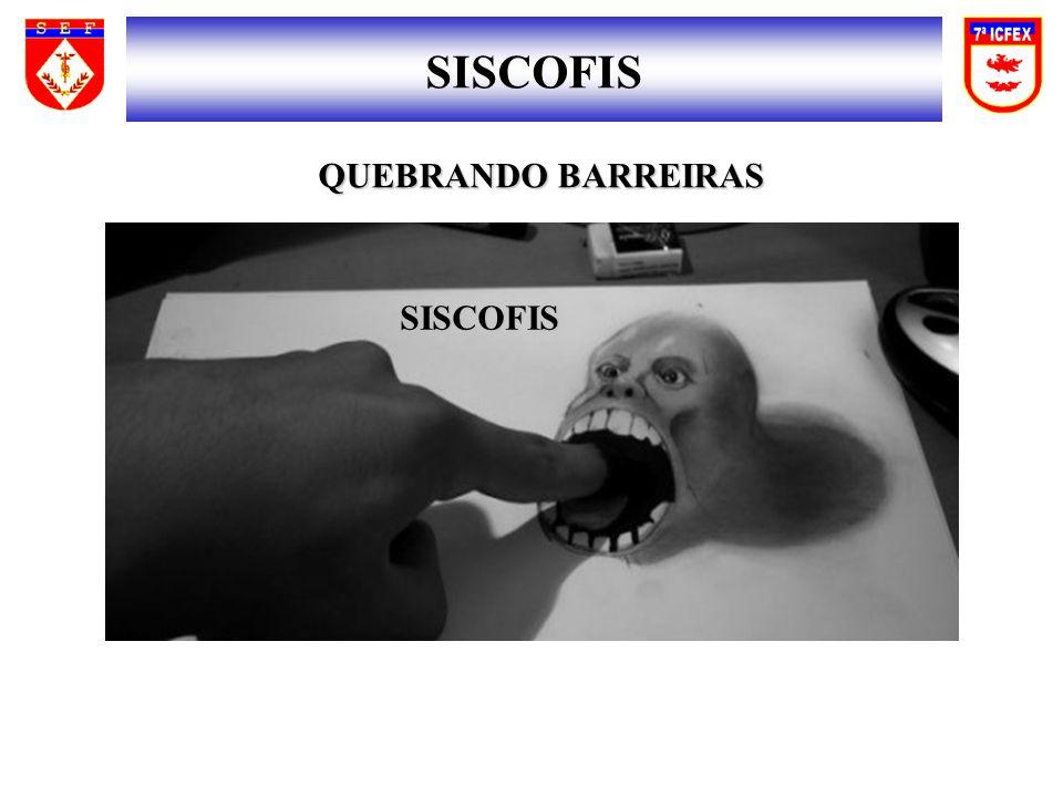 SISCOFIS QUEBRANDO BARREIRAS SISCOFIS 41 41 41 41