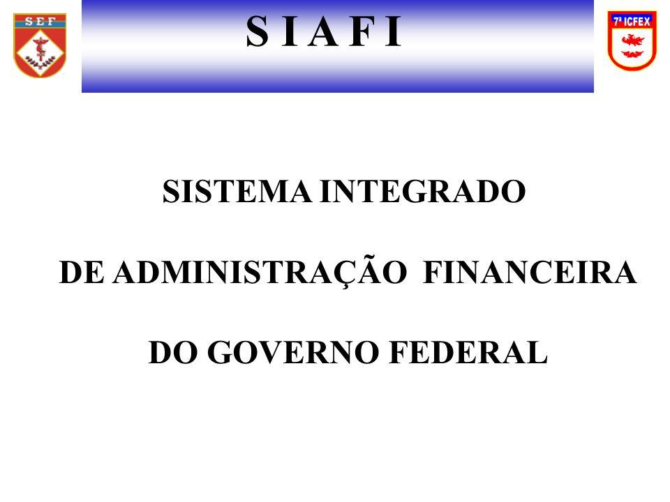 DE ADMINISTRAÇÃO FINANCEIRA