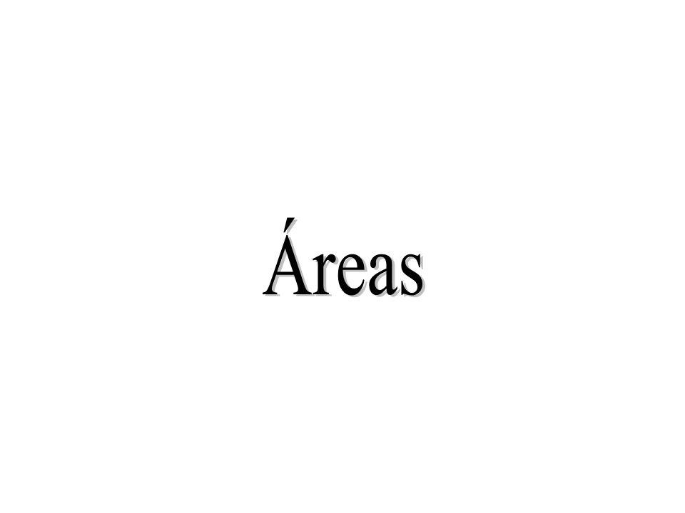 Áreas