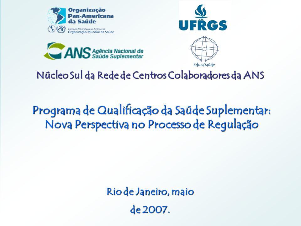 Programa de Qualificação da Saúde Suplementar: