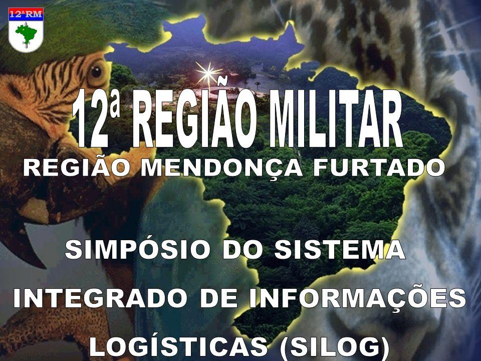 INTEGRADO DE INFORMAÇÕES LOGÍSTICAS (SILOG)