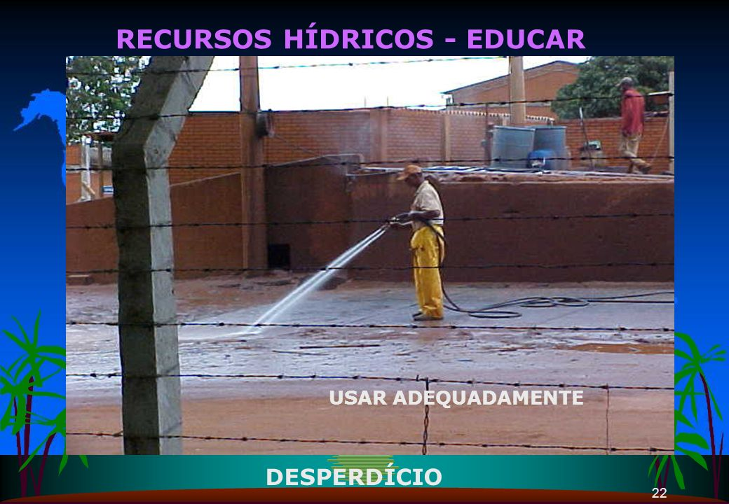 RECURSOS HÍDRICOS - EDUCAR