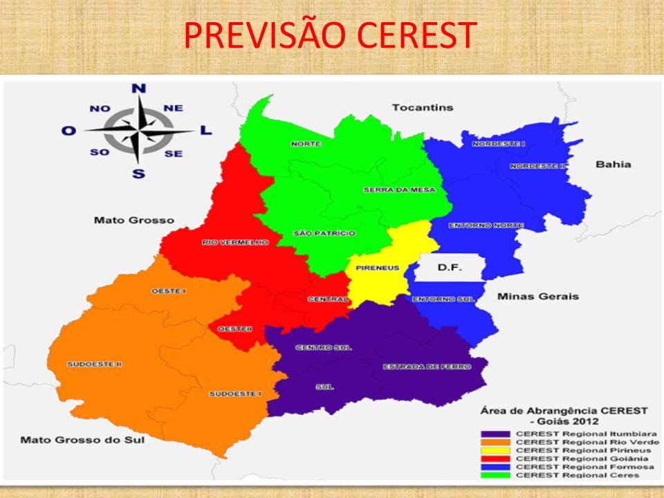 PREVISÃO CEREST