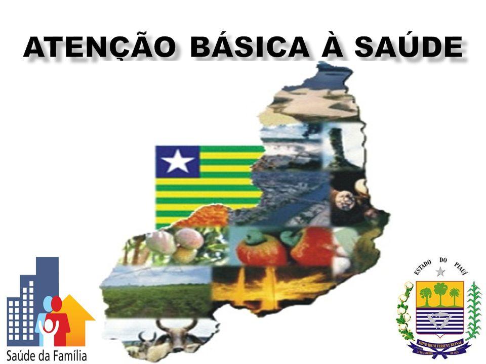 ATENÇÃO BÁSICA À SAÚDE