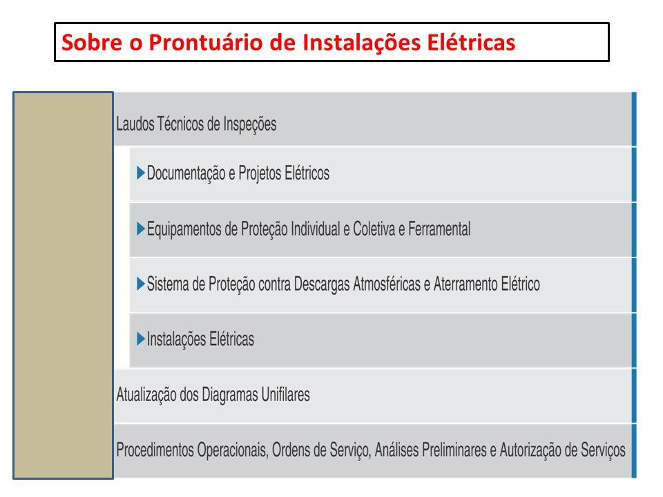 Sobre o Prontuário de Instalações Elétricas