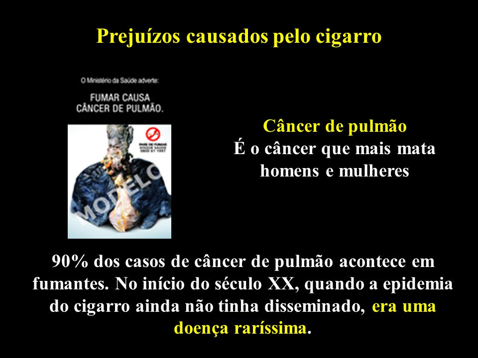 É o câncer que mais mata homens e mulheres