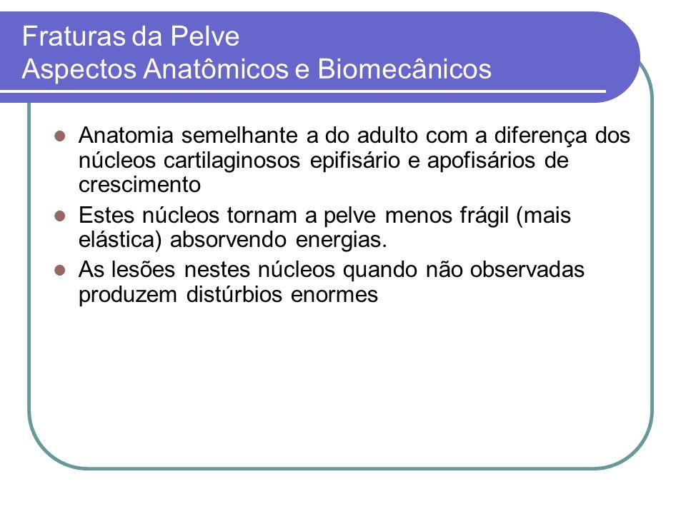 Fraturas da Pelve Aspectos Anatômicos e Biomecânicos
