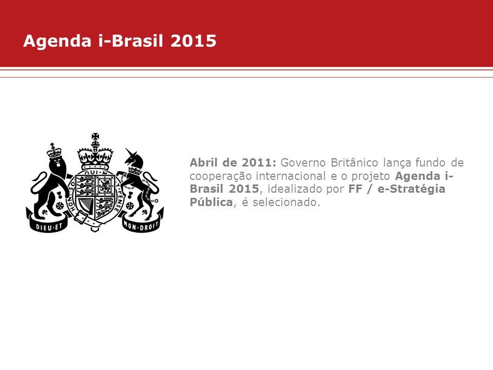Agenda i-Brasil 2015
