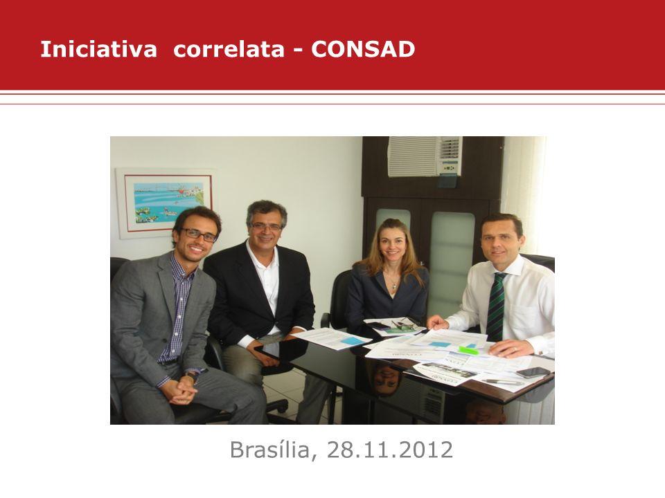 Iniciativa correlata - CONSAD