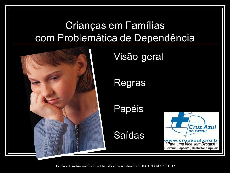 Crianças em Famílias com Problemática de Dependência
