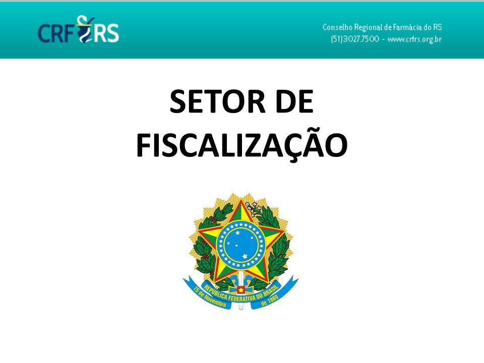SETOR DE FISCALIZAÇÃO