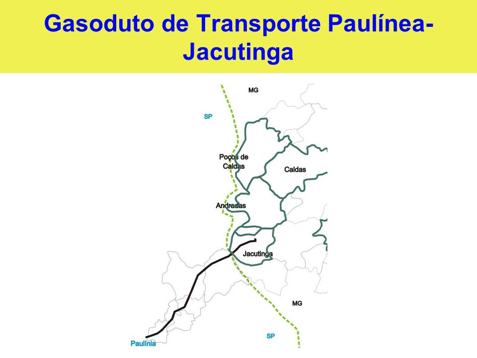 Gasoduto de Transporte Paulínea-Jacutinga