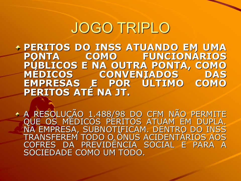 JOGO TRIPLO