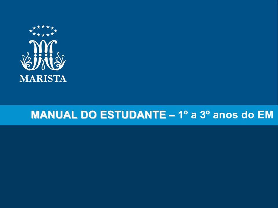 MANUAL DO ESTUDANTE – 1º a 3º anos do EM