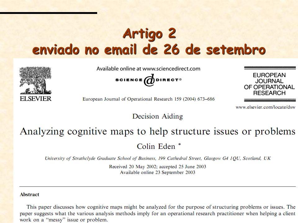 Artigo 2 enviado no email de 26 de setembro