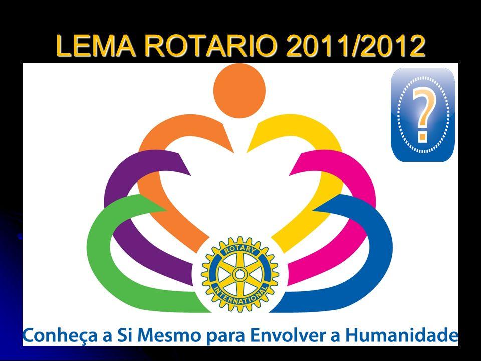 LEMA ROTARIO 2011/2012