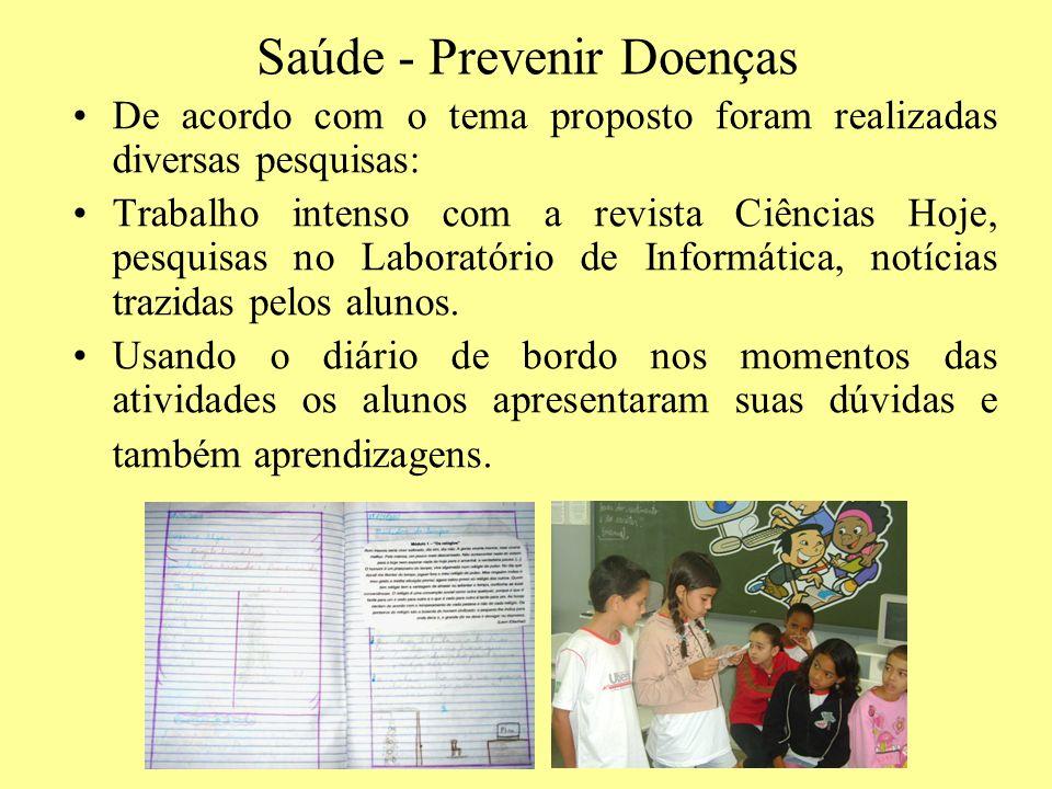 Saúde - Prevenir Doenças