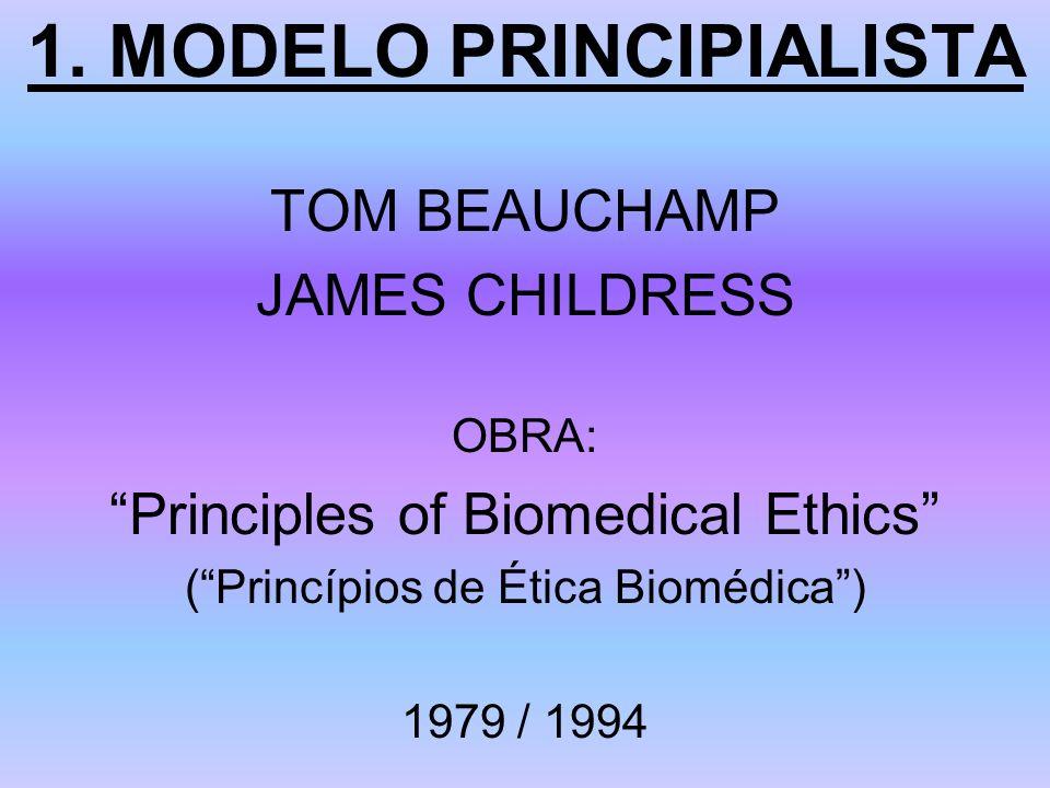 1. MODELO PRINCIPIALISTA