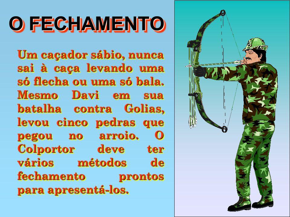 O FECHAMENTO
