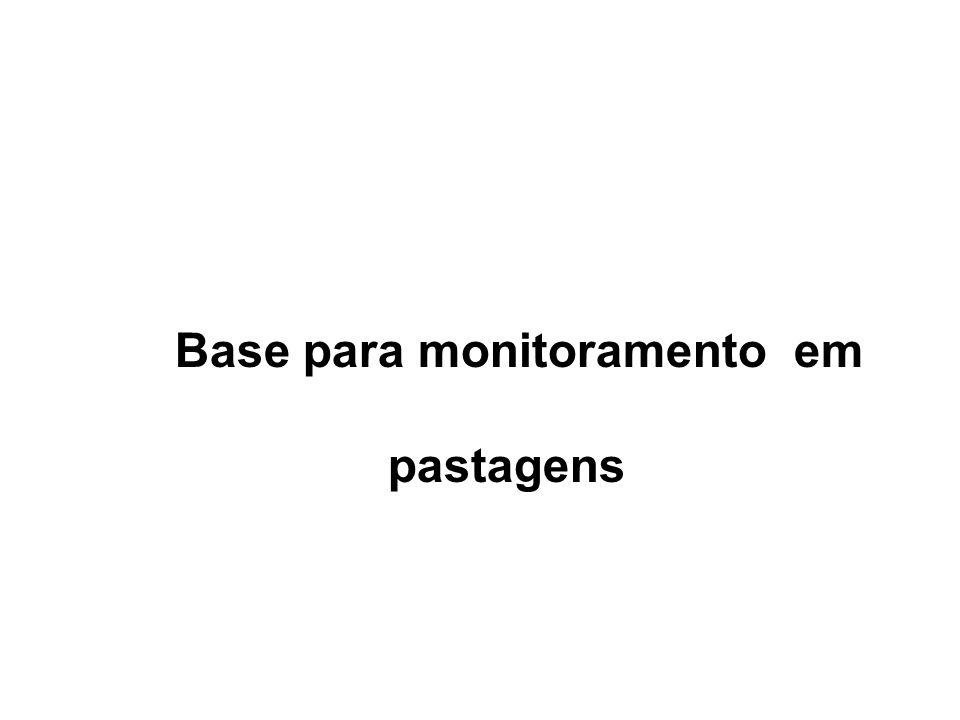 Base para monitoramento em