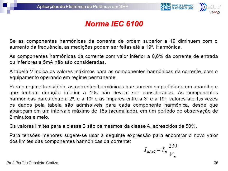 Norma IEC 6100