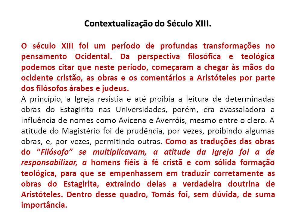 Contextualização do Século XIII.