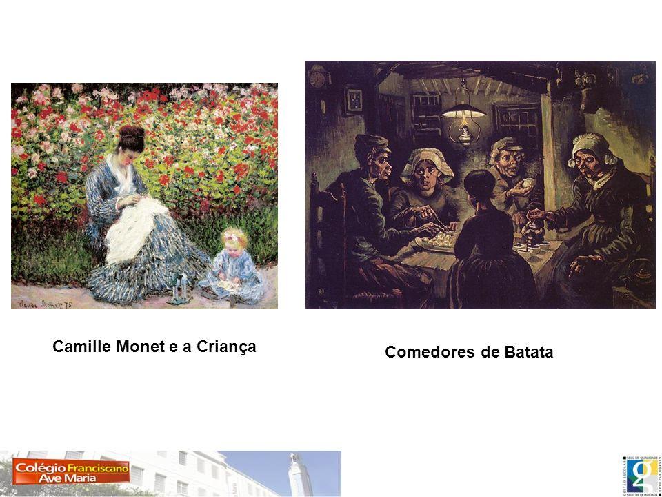 Camille Monet e a Criança