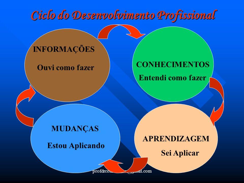 Ciclo do Desenvolvimento Profissional