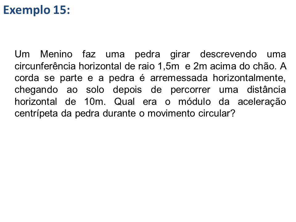 Exemplo 15:
