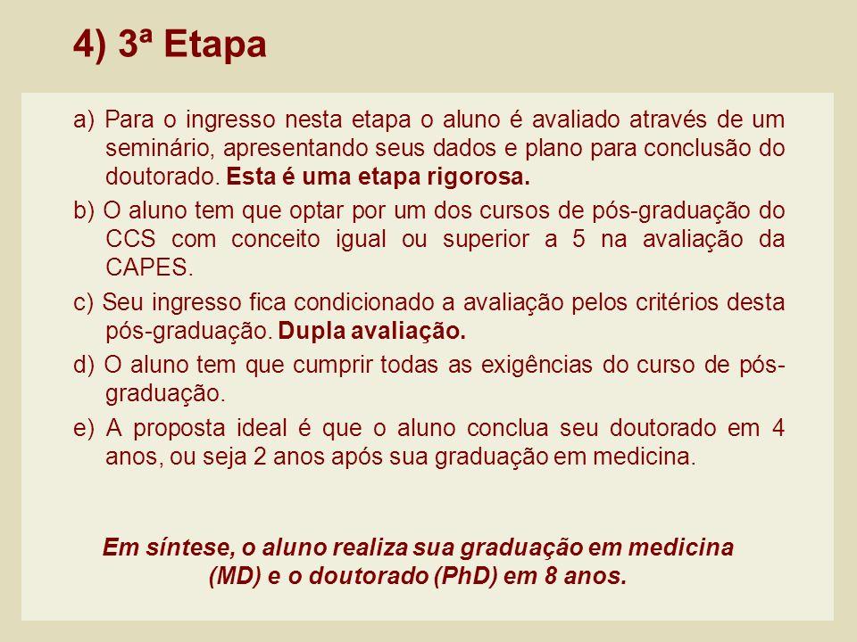 4) 3ª Etapa