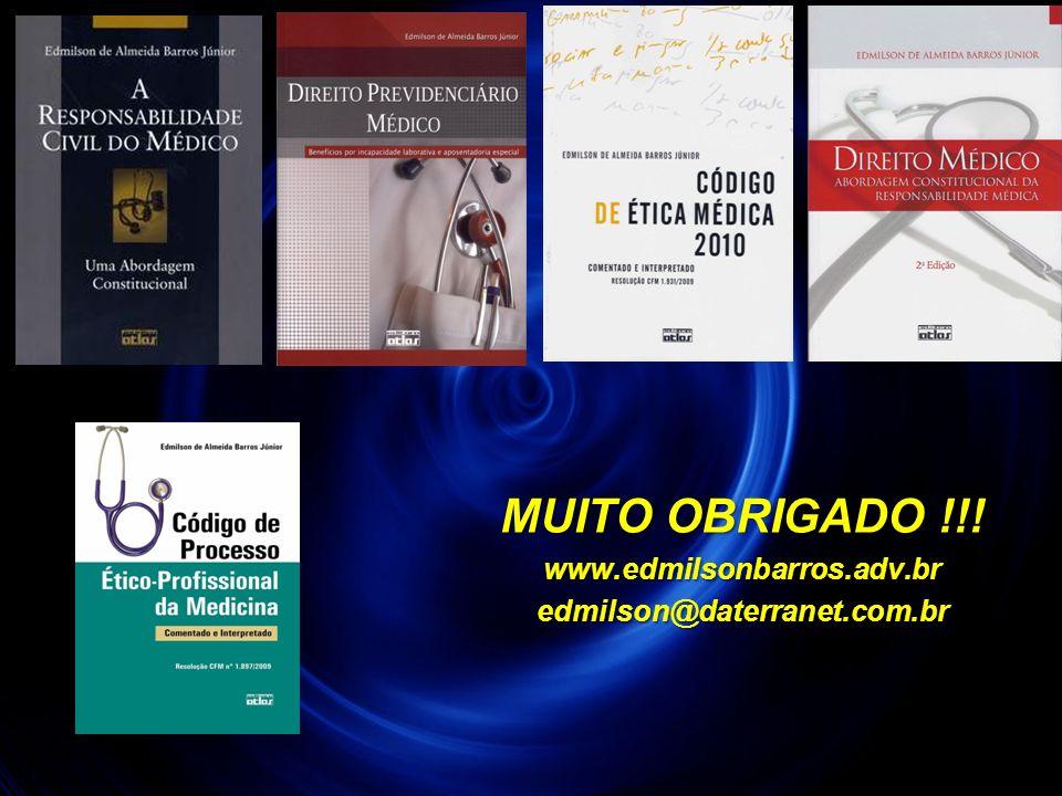 MUITO OBRIGADO !!! www.edmilsonbarros.adv.br