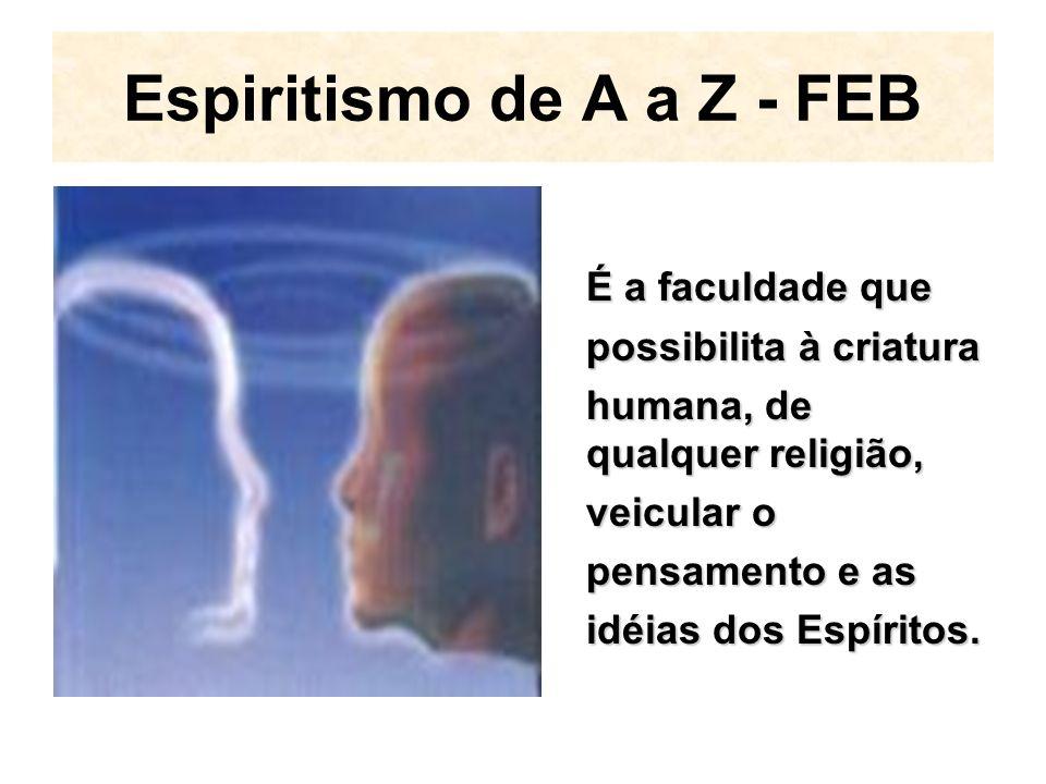 Espiritismo de A a Z - FEB