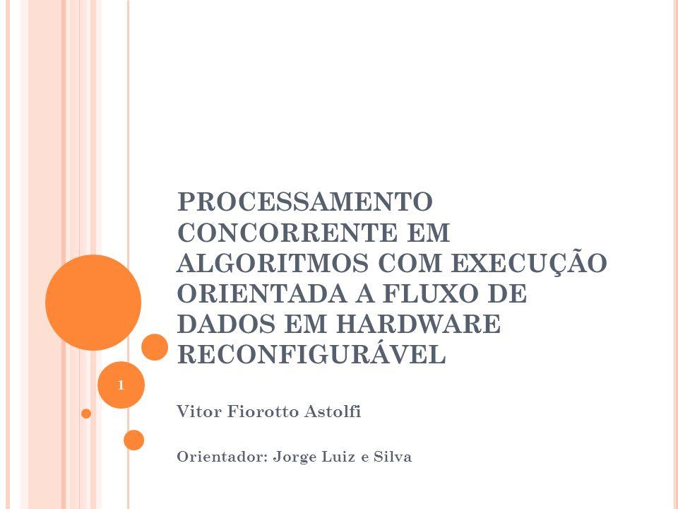 Vitor Fiorotto Astolfi Orientador: Jorge Luiz e Silva