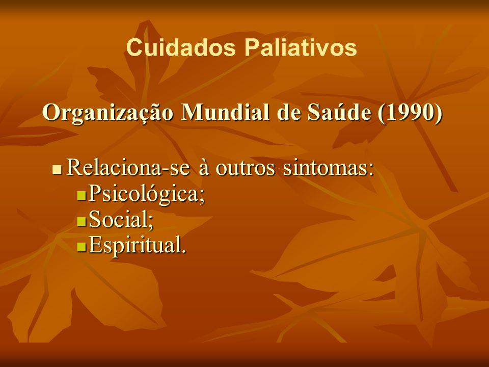 Organização Mundial de Saúde (1990)
